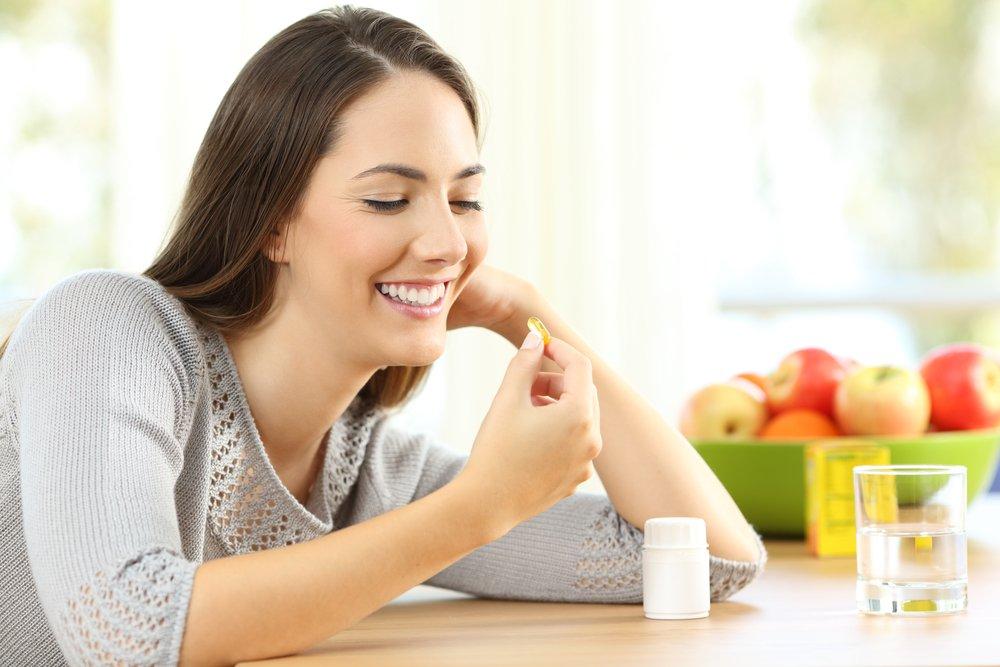 Какие витамины нужно пить, чтобы забеременеть быстро