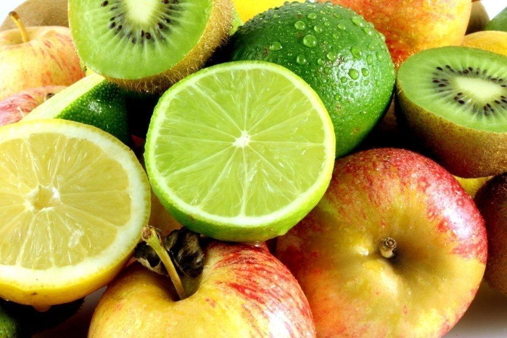 Фрукты и ягоды — лечебное питание гипертоников