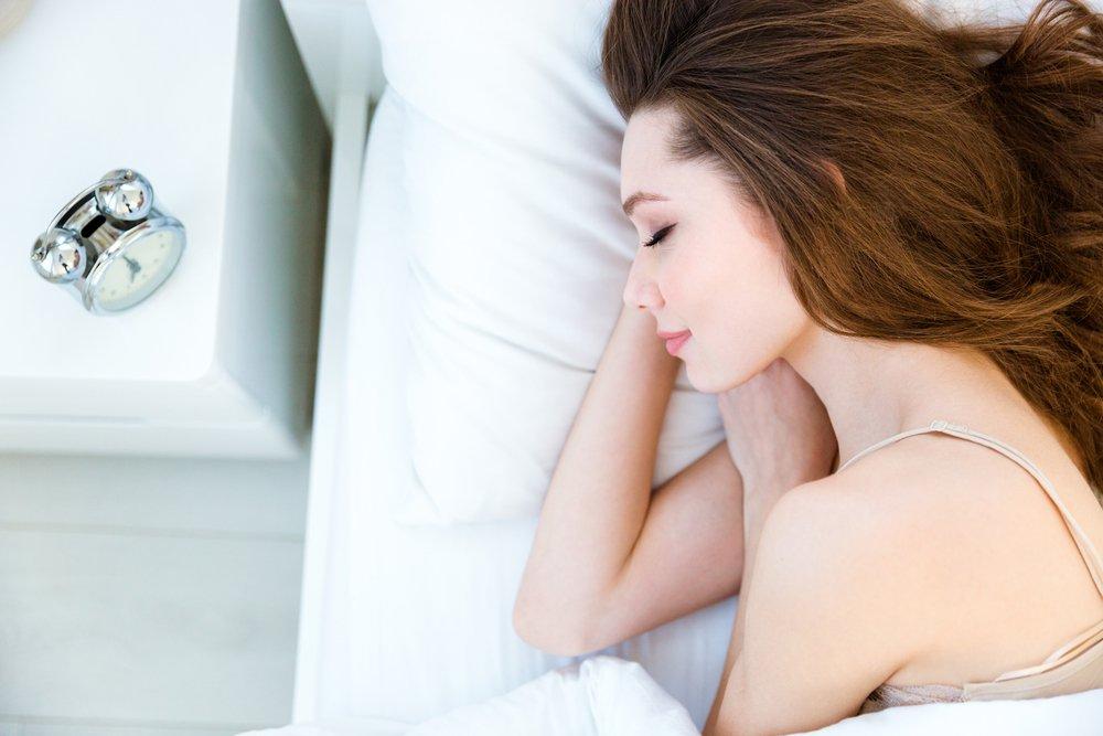 Было: хотите чувствовать себя отлично — спите по 8 часов в сутки