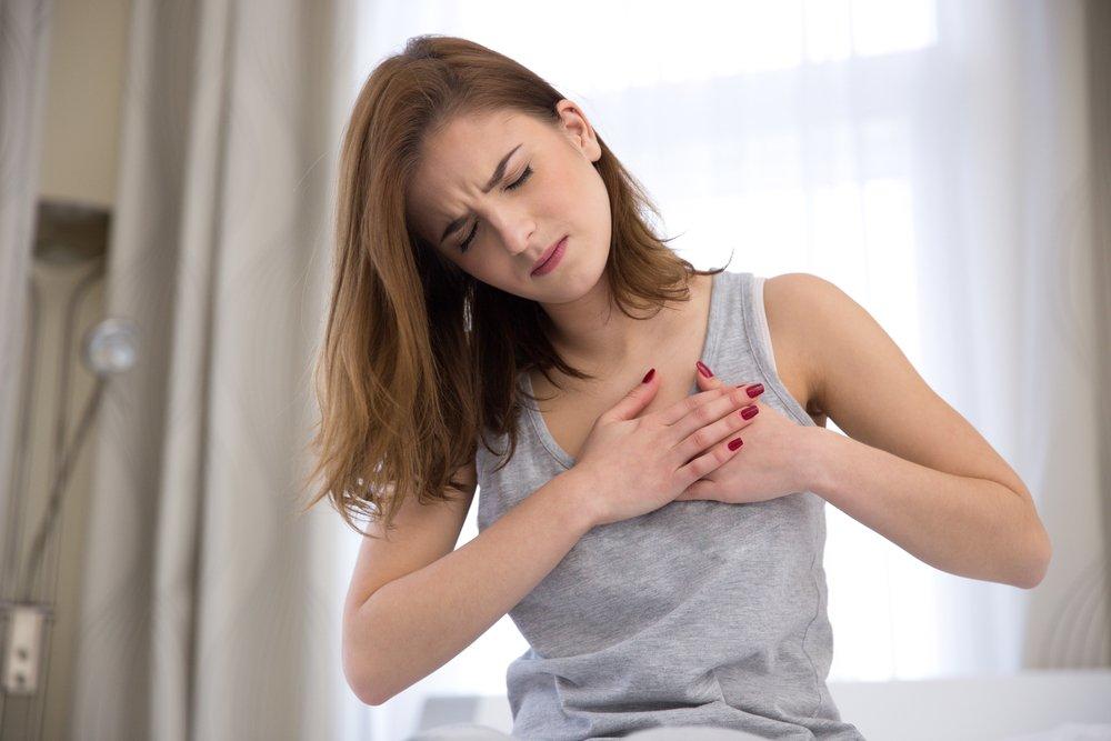 Поражение клапанов сердца при эндокардите