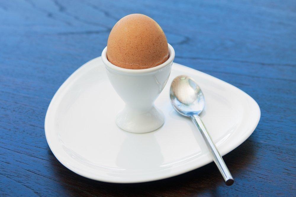 Похудение на куриных яйцах
