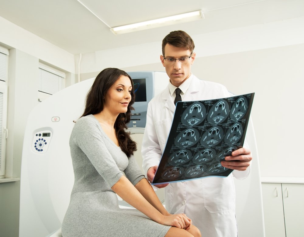 Томография при беременности