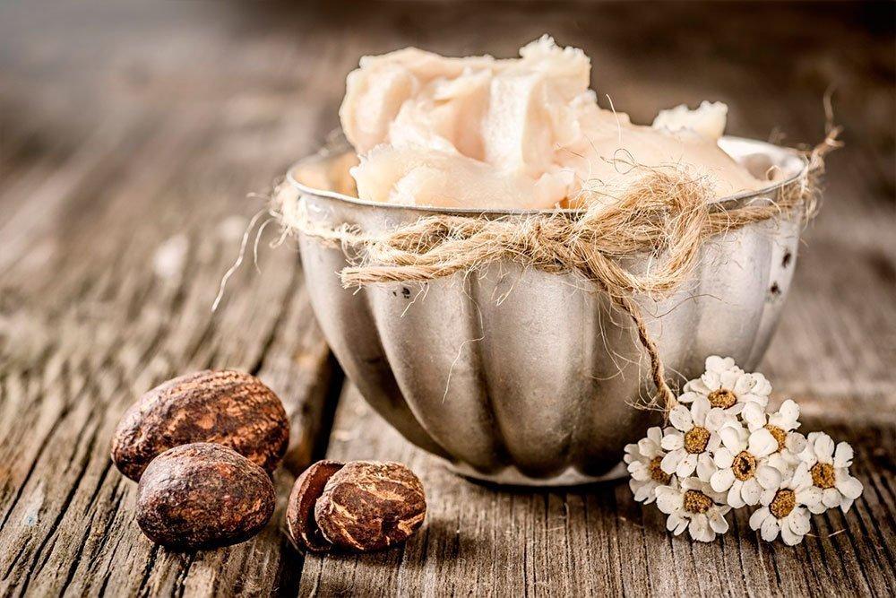 Домашние рецепты с маслом ши для красоты и здоровья кожи