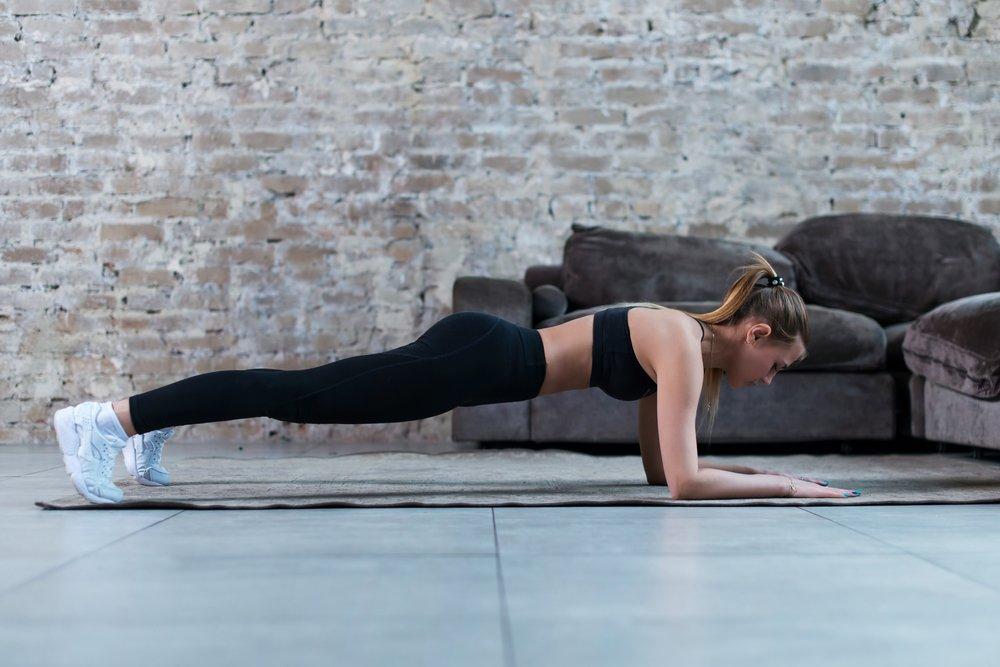Прокачка пресса: комплекс упражнений