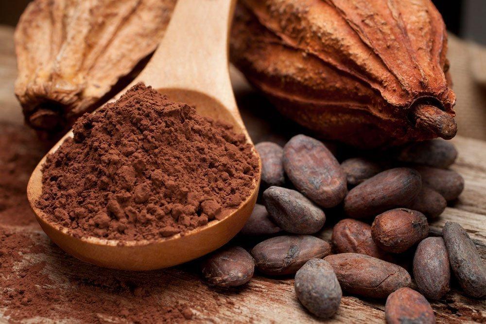 Маска на основе какао для укрепления структуры волос