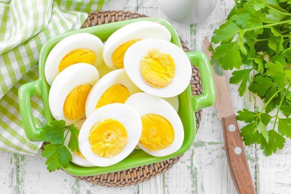 Миф 1: Яйца повышают уровень «плохого» холестерина