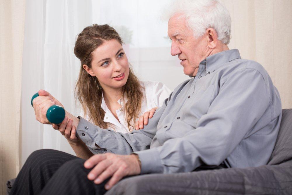 Физические упражнения в процессе восстановления после инсульта