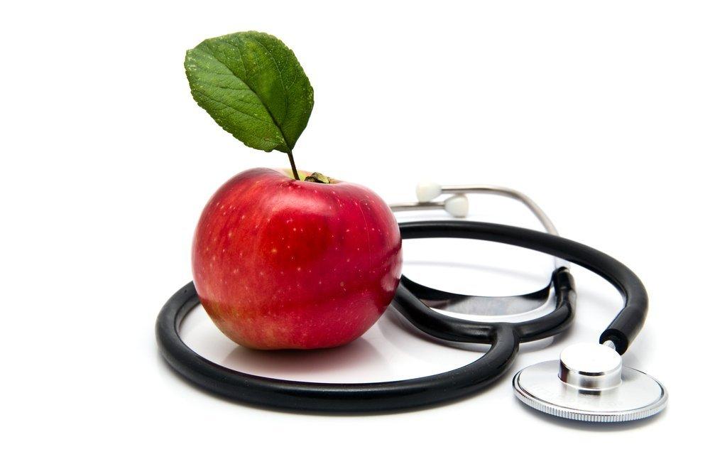 Яблоки против воспаления