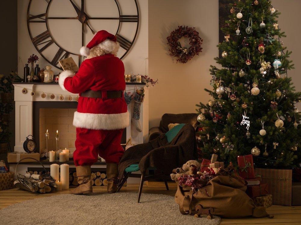 А Дед Мороз существует!