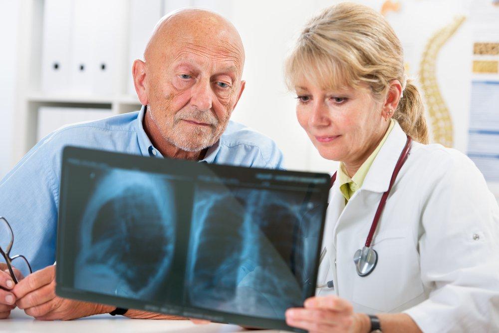 Группы риска развития пневмонии без кашля