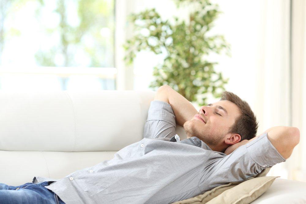 Сон, профилактика стресса и отдых