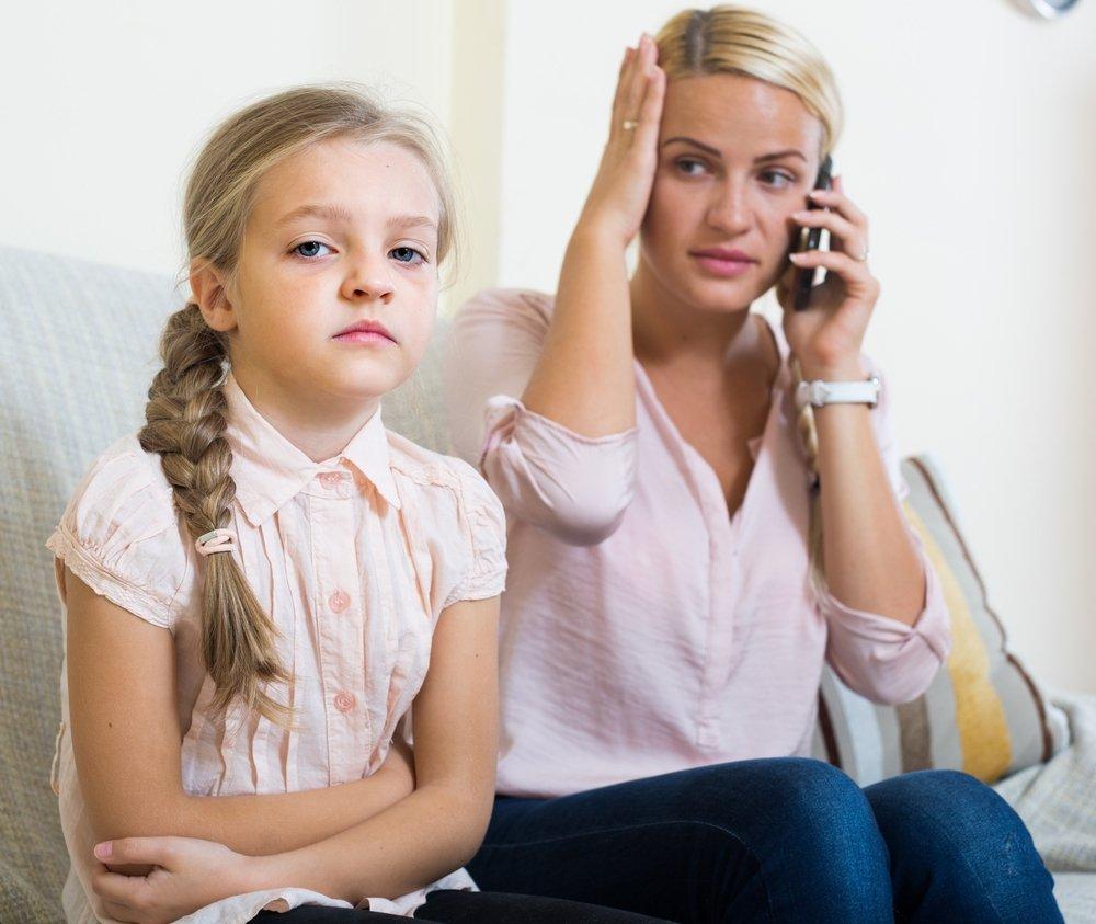 Дети и подростки: клиническая картина заболевания