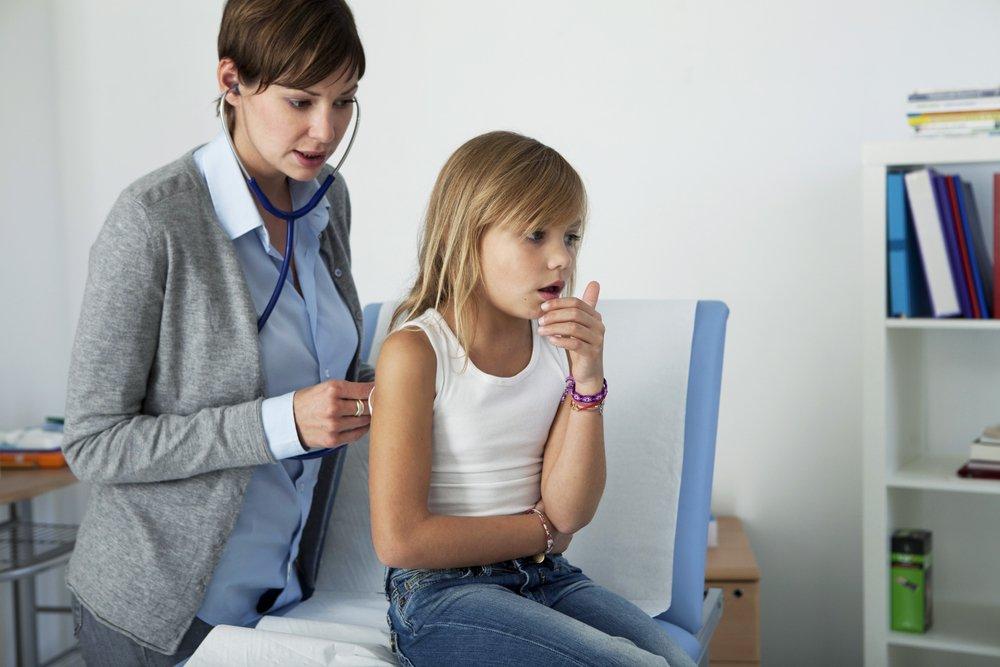 Бронхиальная астма: проблемы с дыханием