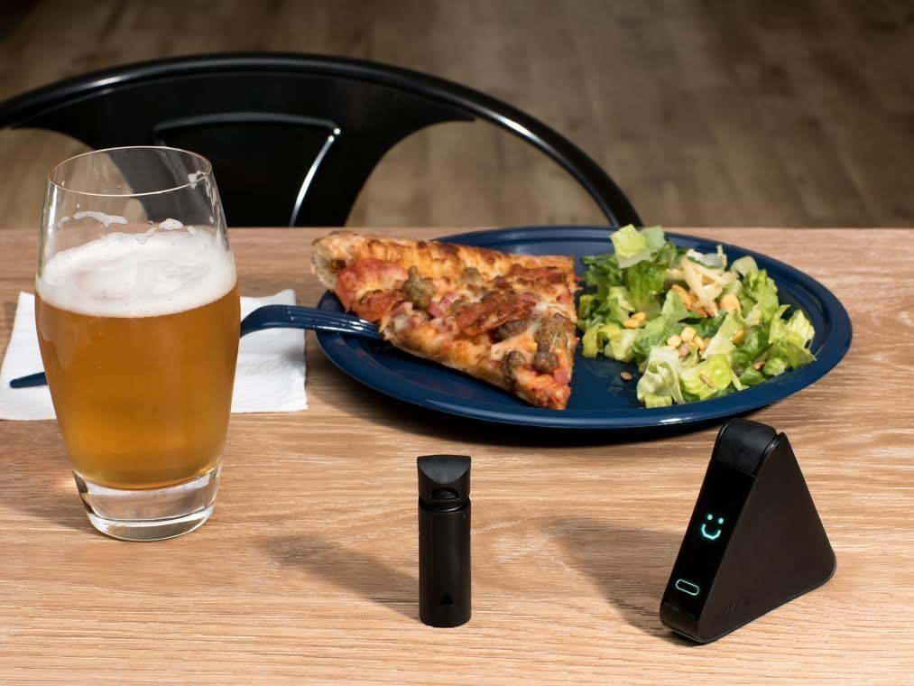Пищевой анализатор Nima Sensor. Фото с сайта: nimasensor.com.