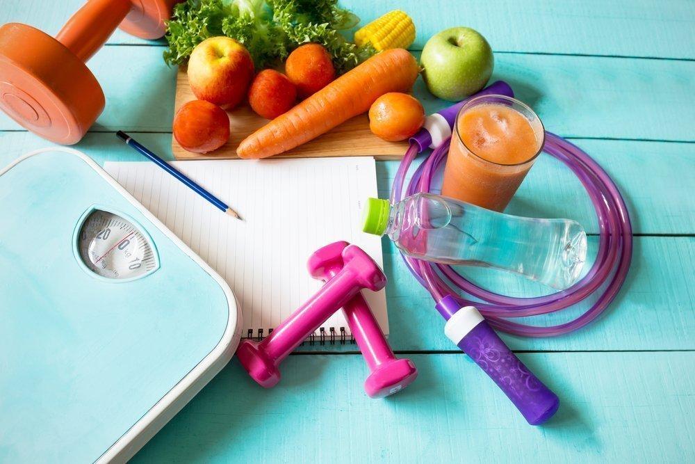 Регулярные физические нагрузки для похудения