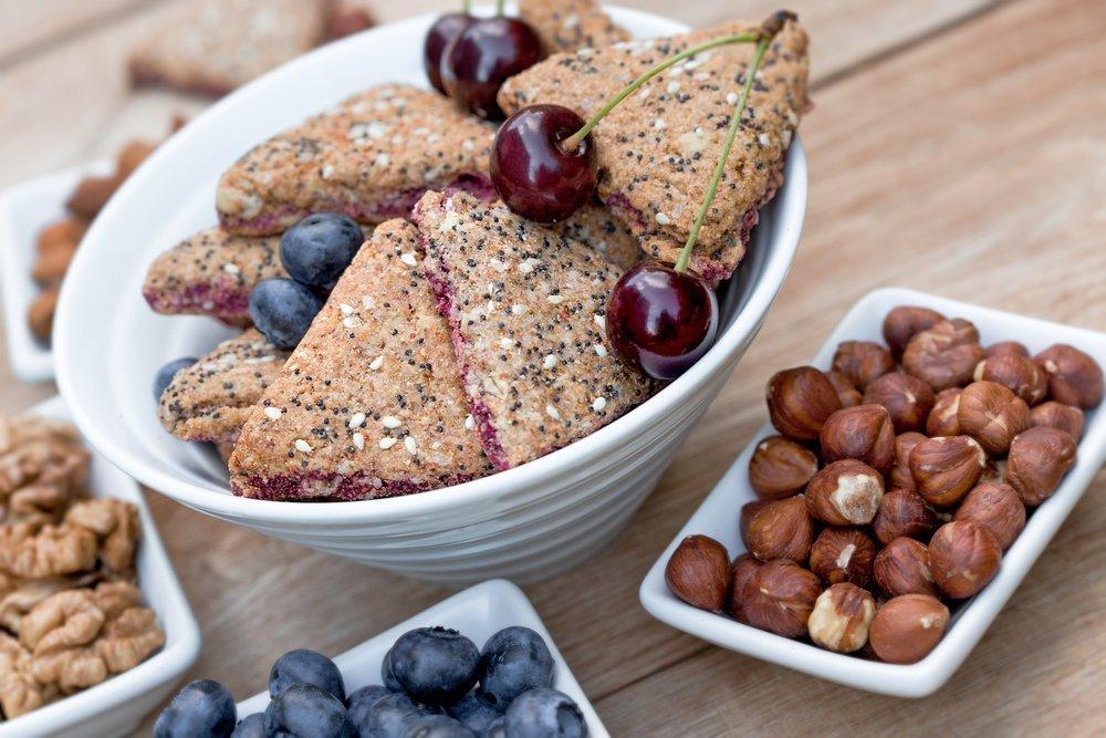 Готовим в мультиварке: фруктовое печенье для ребенка