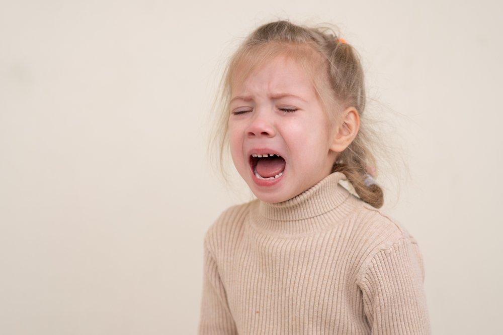 Причины развития невроза у детей