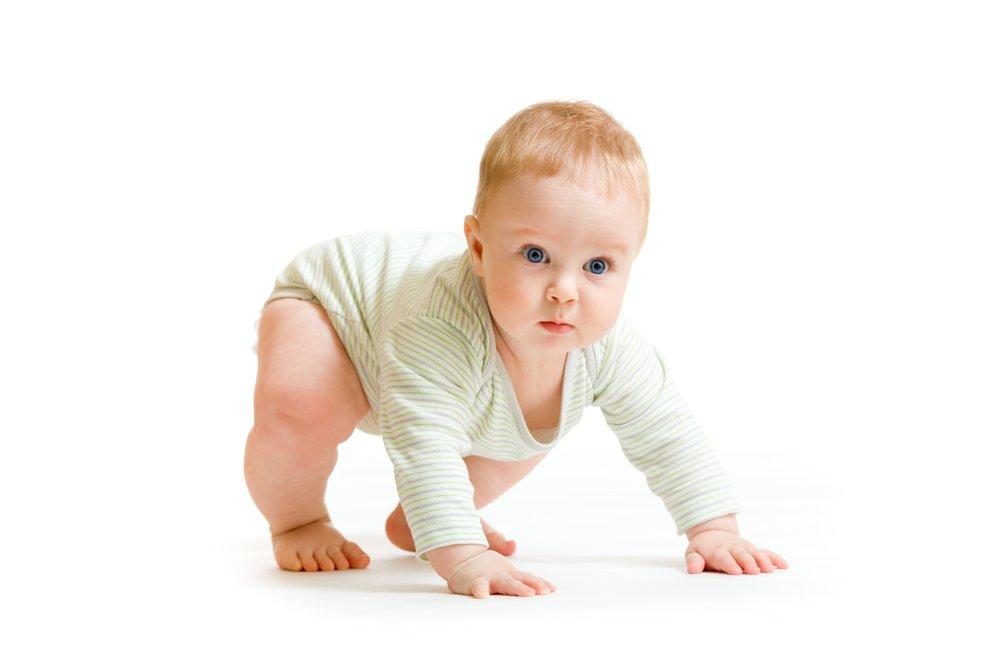 Развитие ребенка: научим садиться правильно