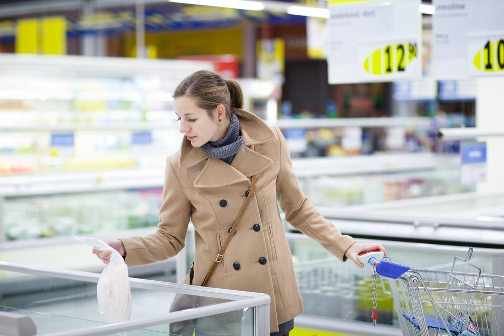 Плюсы замороженных продуктов питания