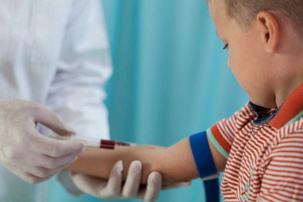 Диагностика коклюша у детей