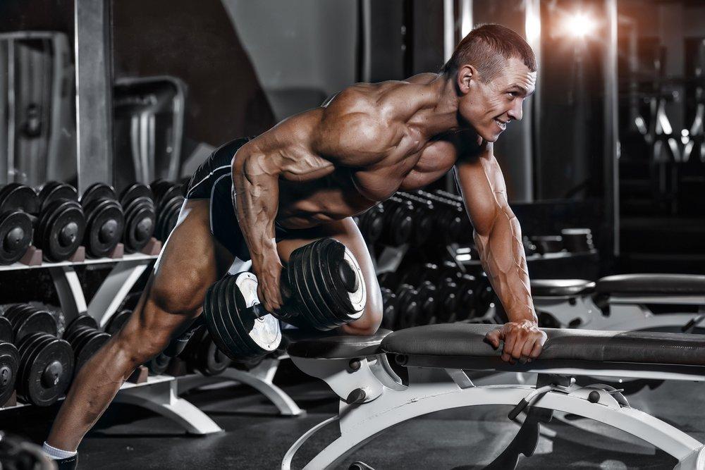 Ошибки в фитнес-тренировках или причины застоя в росте задних дельт
