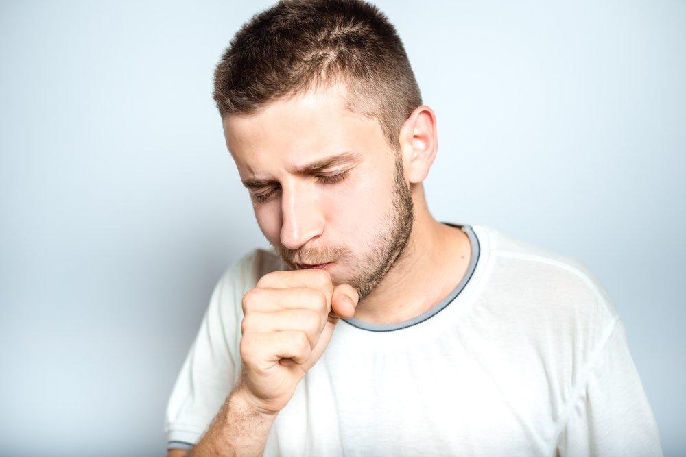 Симптомы острого трахеита: кашель, боли, озноб