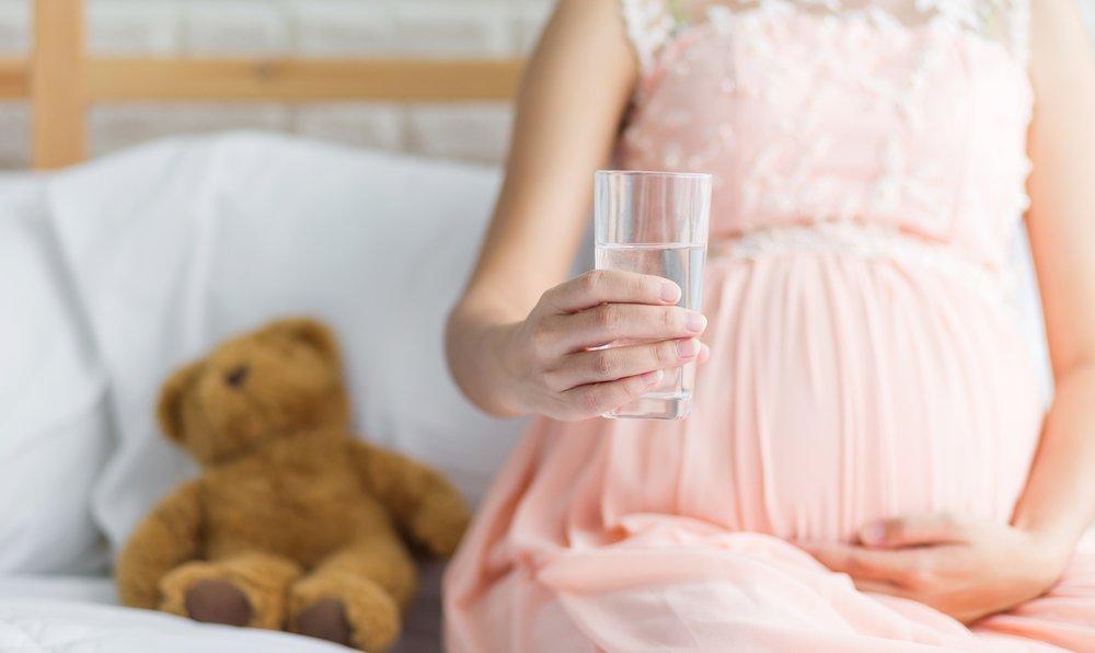 Причины вздутия живота при беременности