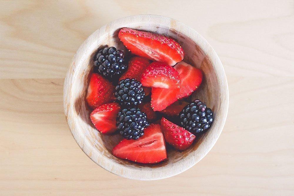 Правильное питание: польза ягоды для организма