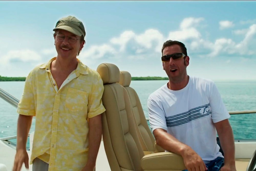 «Все по новой», режиссер Стивен Брилл Источник: my-hit.org