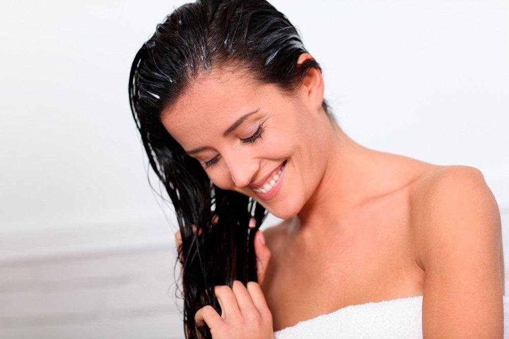Красота и блеск волос с эфирными маслами