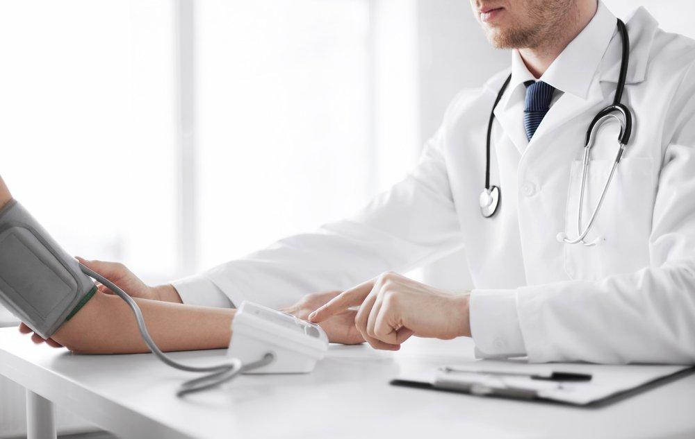 Гипотония как еще одна причина понижения температуры тела