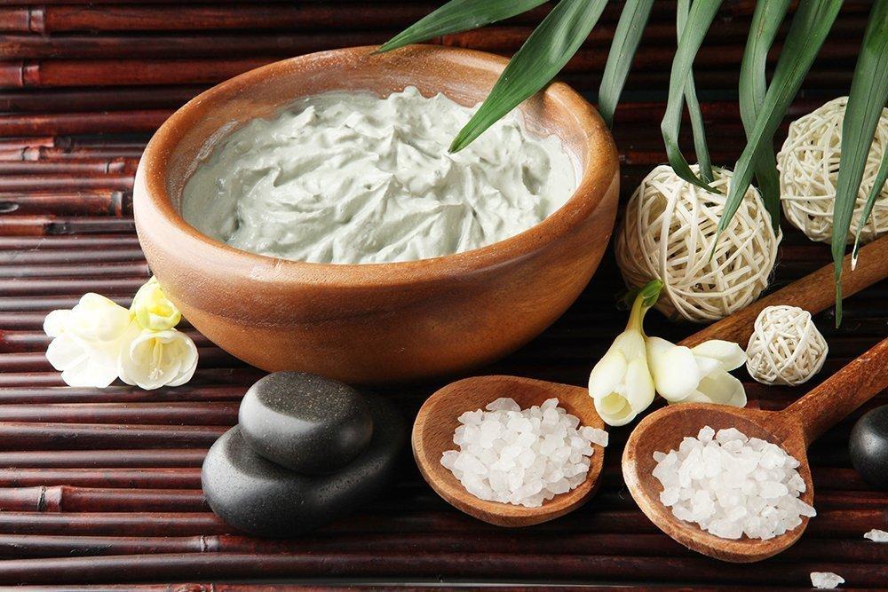 Белая глина: правила использования в уходе за кожей