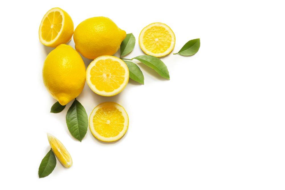 Польза лимонов для здоровья