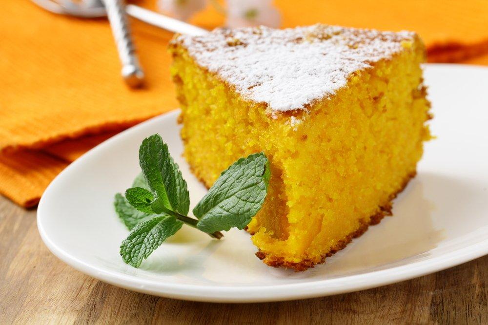 С пользой для здоровья: пирог «Морковная свежесть»