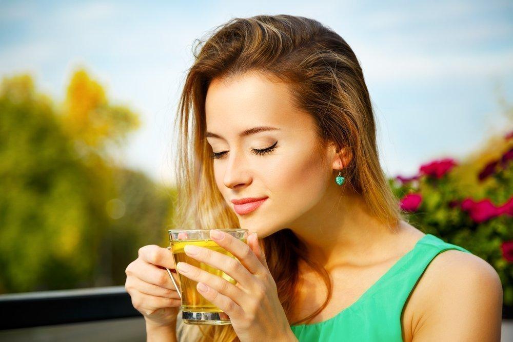 Чай и масло из лаванды
