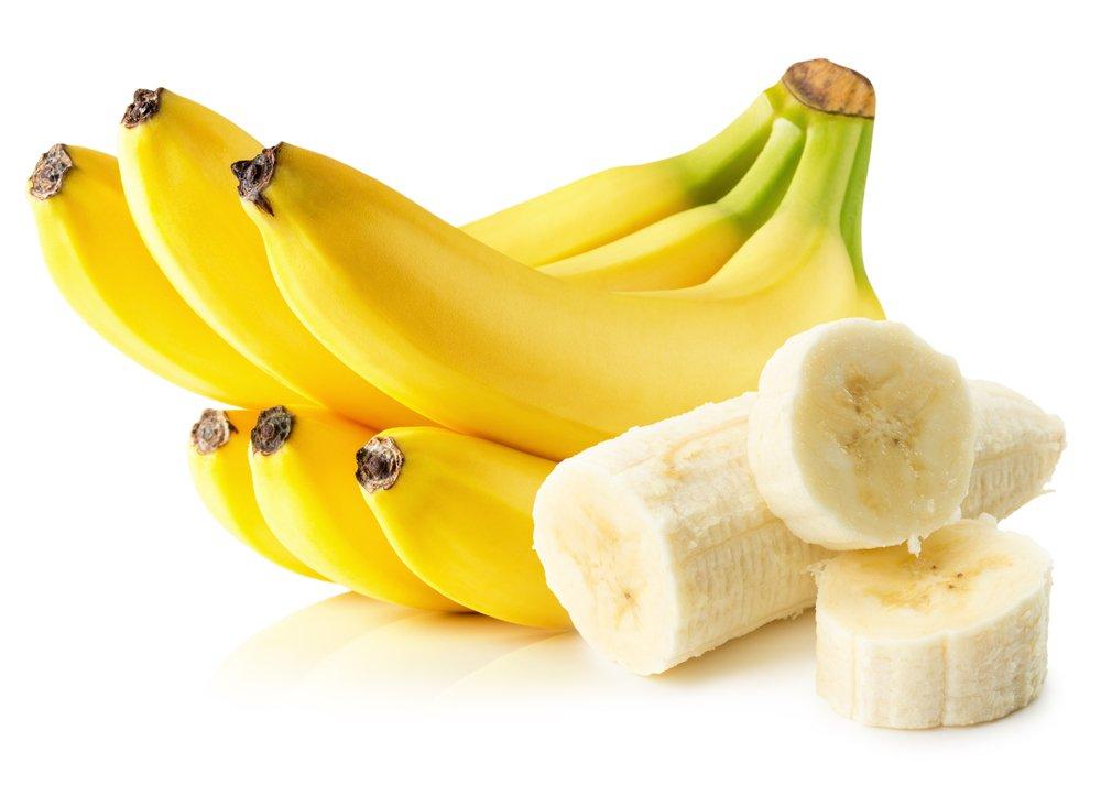 Банан — кладезь витаминов и минералов