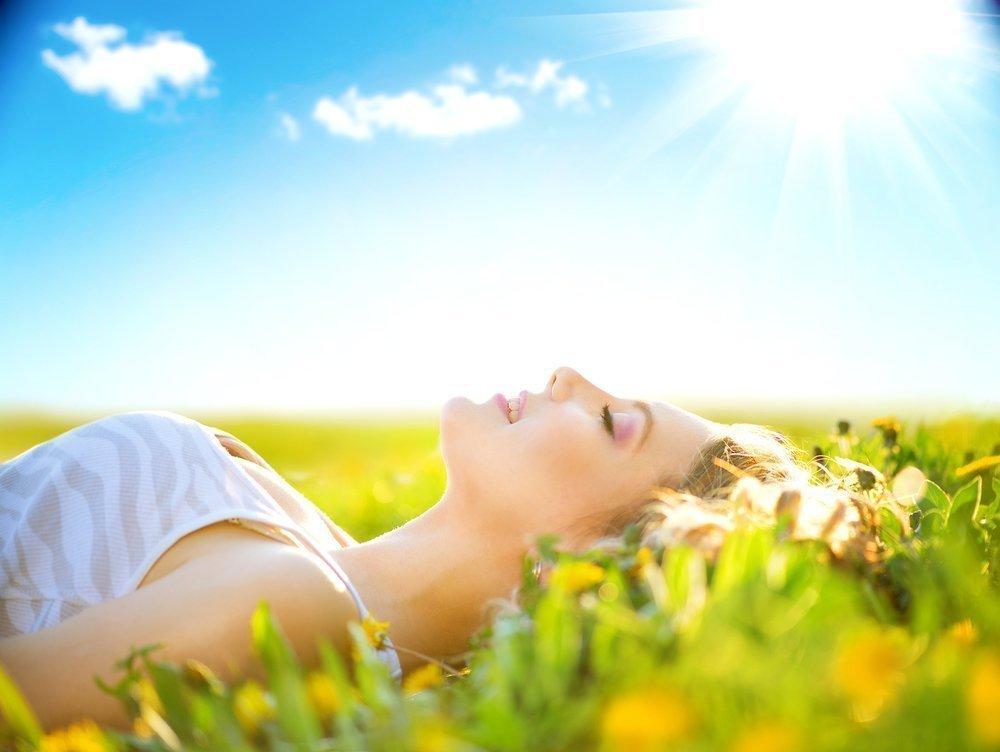 Аллергия на солнце или солнечная крапивница