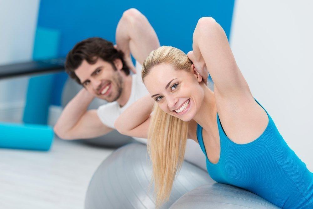 Укрепляющие упражнения для мышц верхней части позвоночника