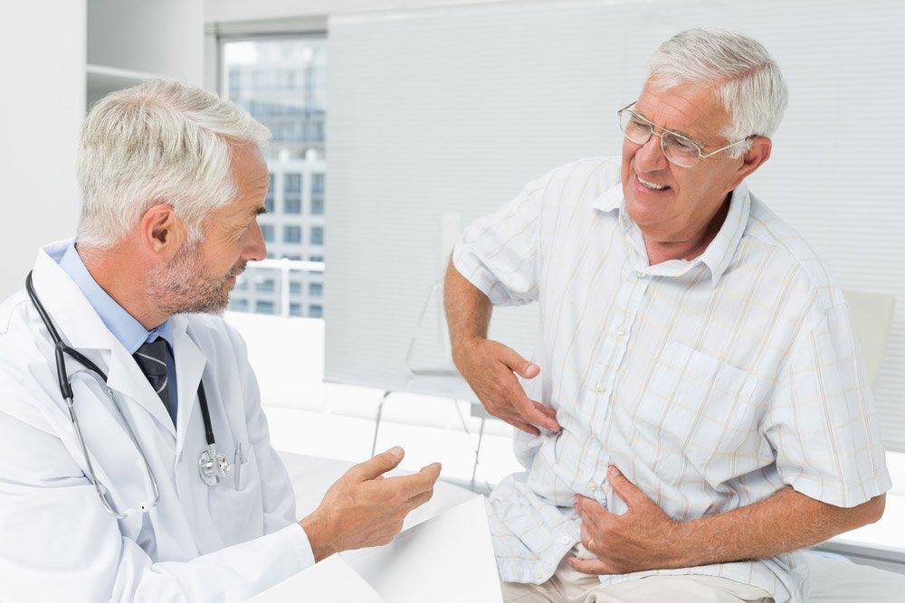 Проявления лимблиоза: боли в животе, нарушения пищеварения
