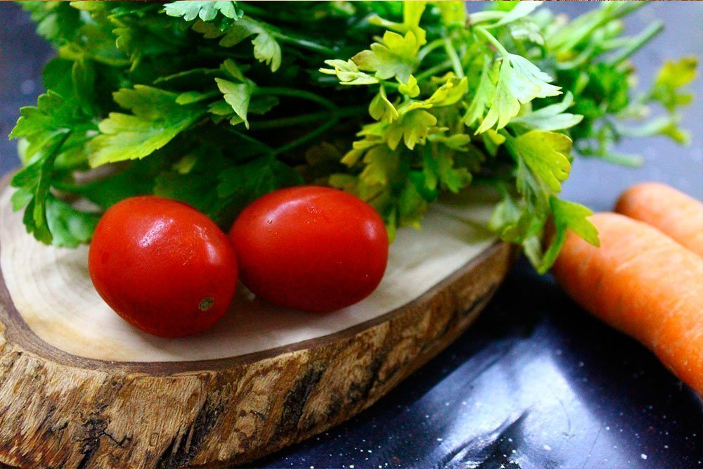 Красота на тарелке: правильное питание