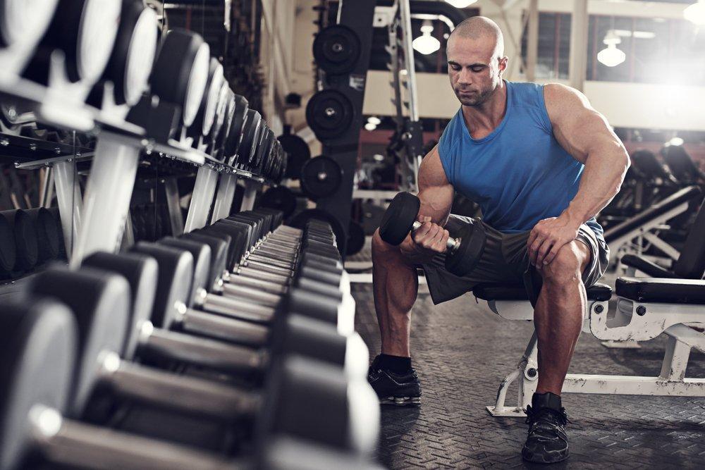 Тренировки и спортивное питание