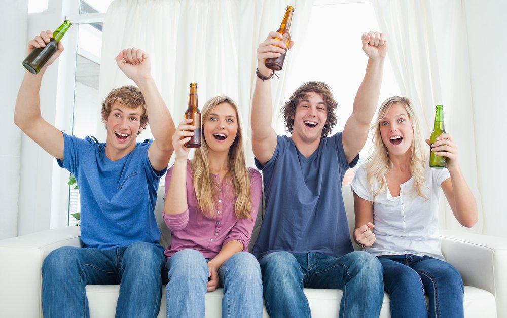Почему могут выпивать подростки