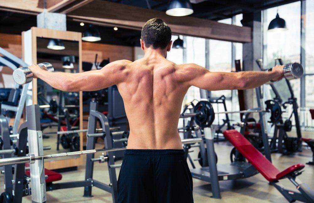 Фитнес-упражнения для мышц спины