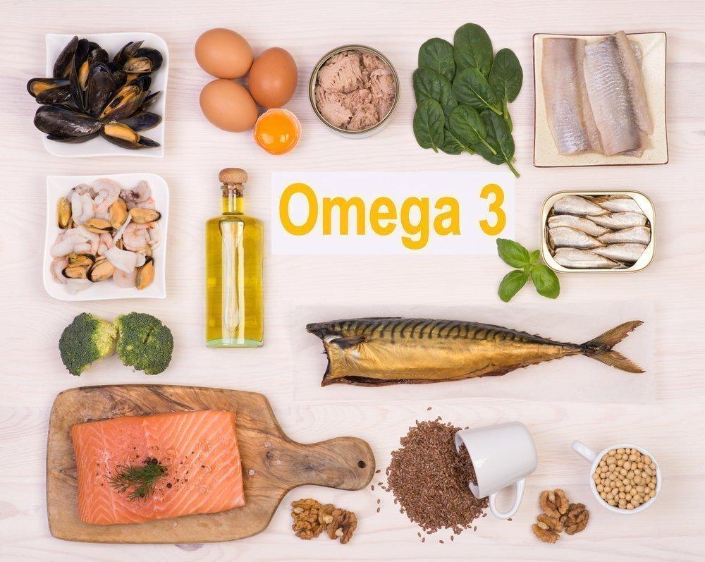 Полиненасыщенные жирные кислоты Омега-3 против бессонницы