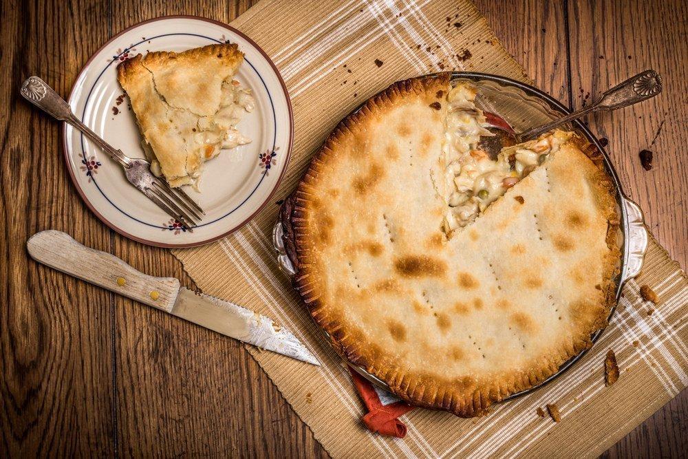 Рецепт витаминного пирога с зеленым луком и щавелем