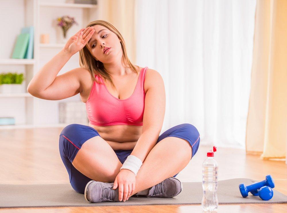 Как при занятии фитнесом похудеть