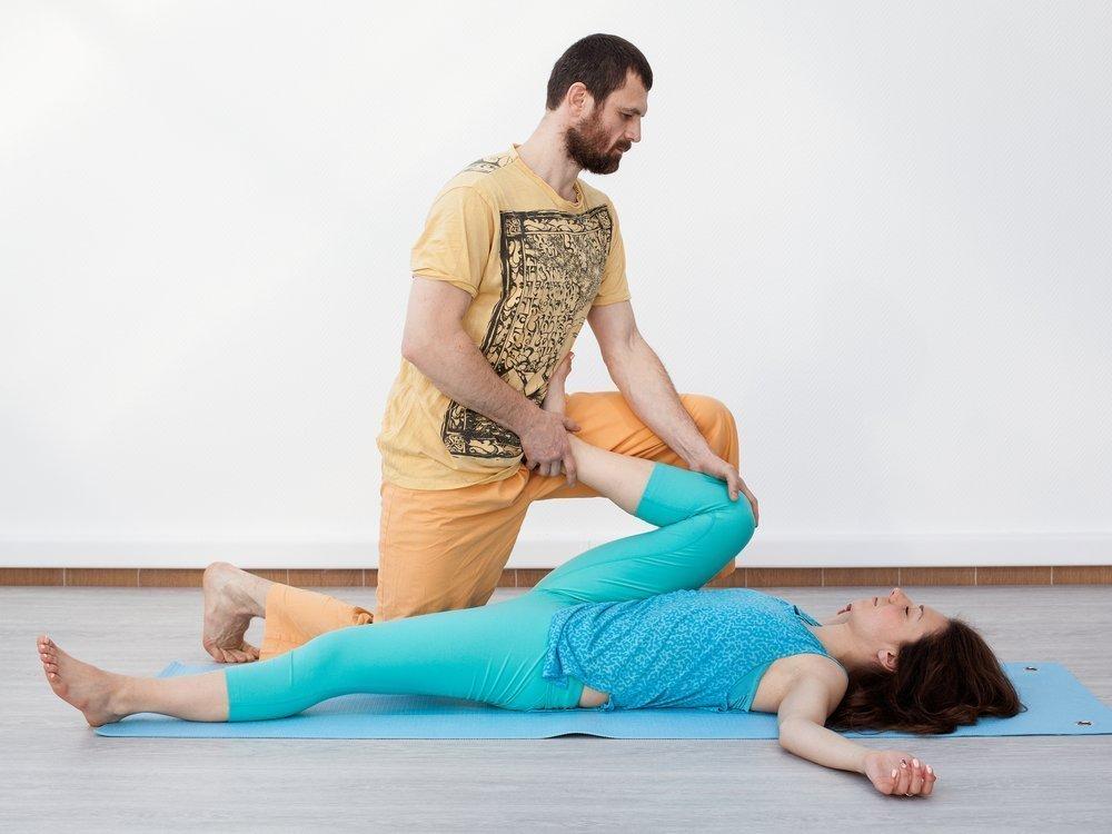Комплекс упражнений на начальном этапе заболевания