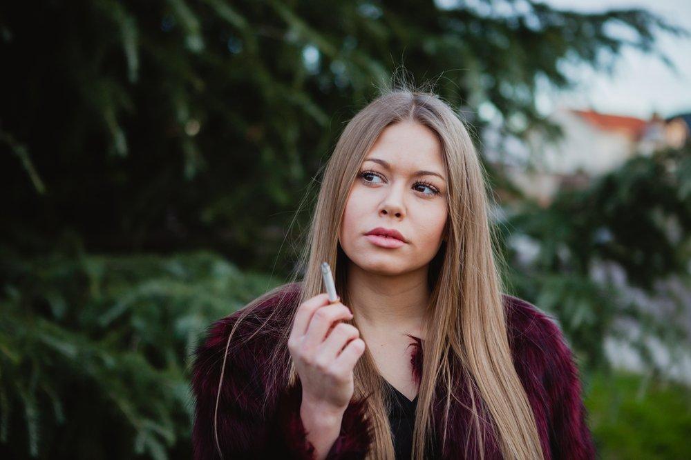 Последствия вредных привычек для полости рта
