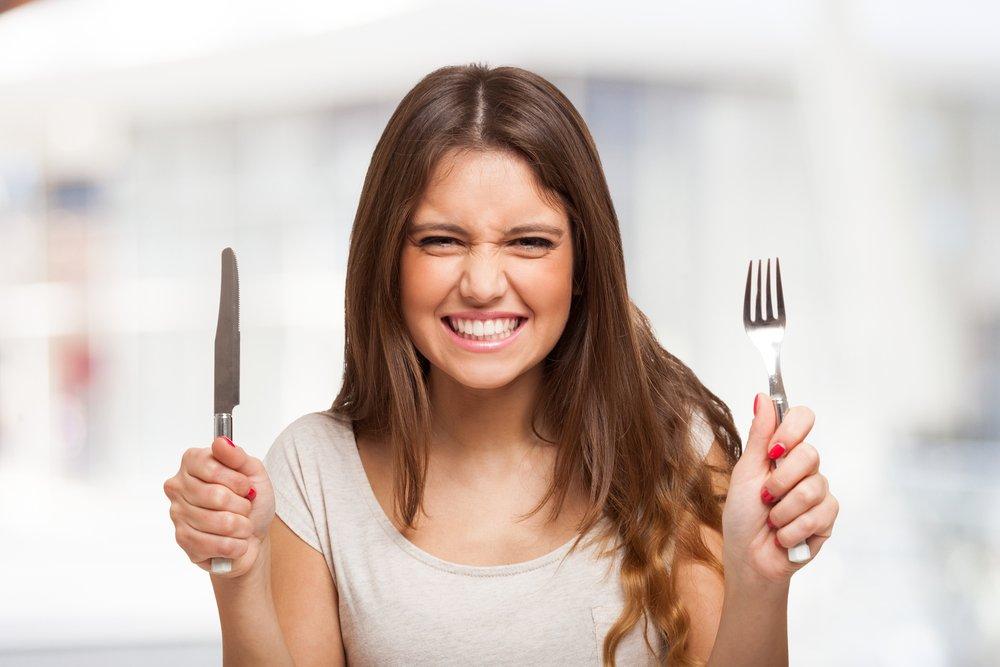 Бережем здоровье: голод или повышенный аппетит?