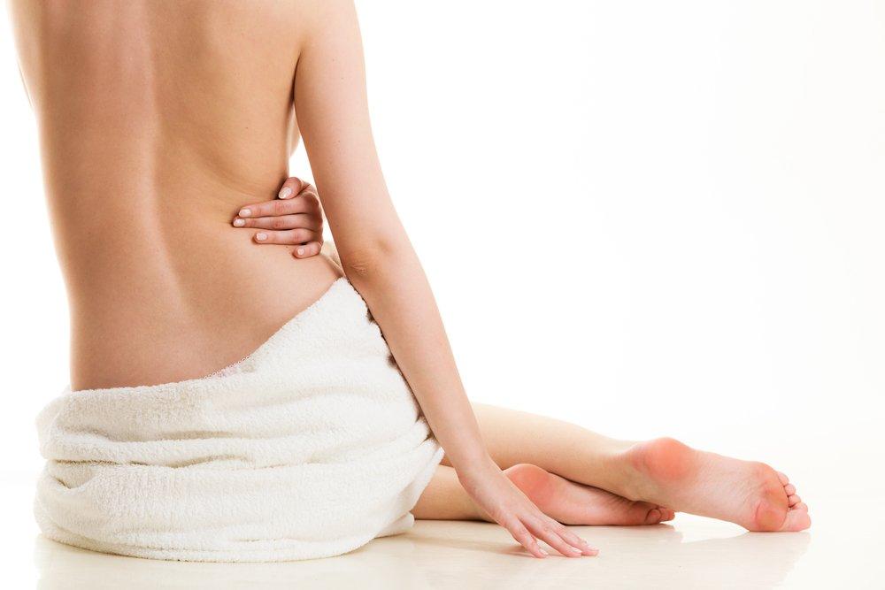 Уход за кожей в интимной зоне: очищение